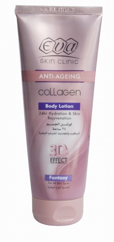 eva  collagen 3d effect balsam do ciała